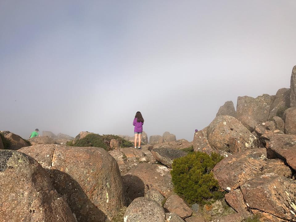 Mount Wellington with Kids