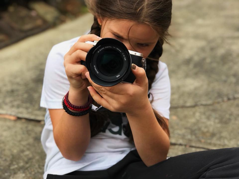 6 Ways To Easily Teach Your Kids Photography