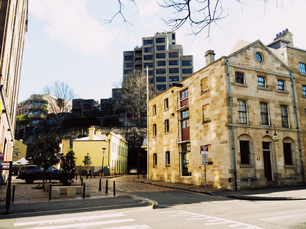 Haunted Places In Sydney The Rocks