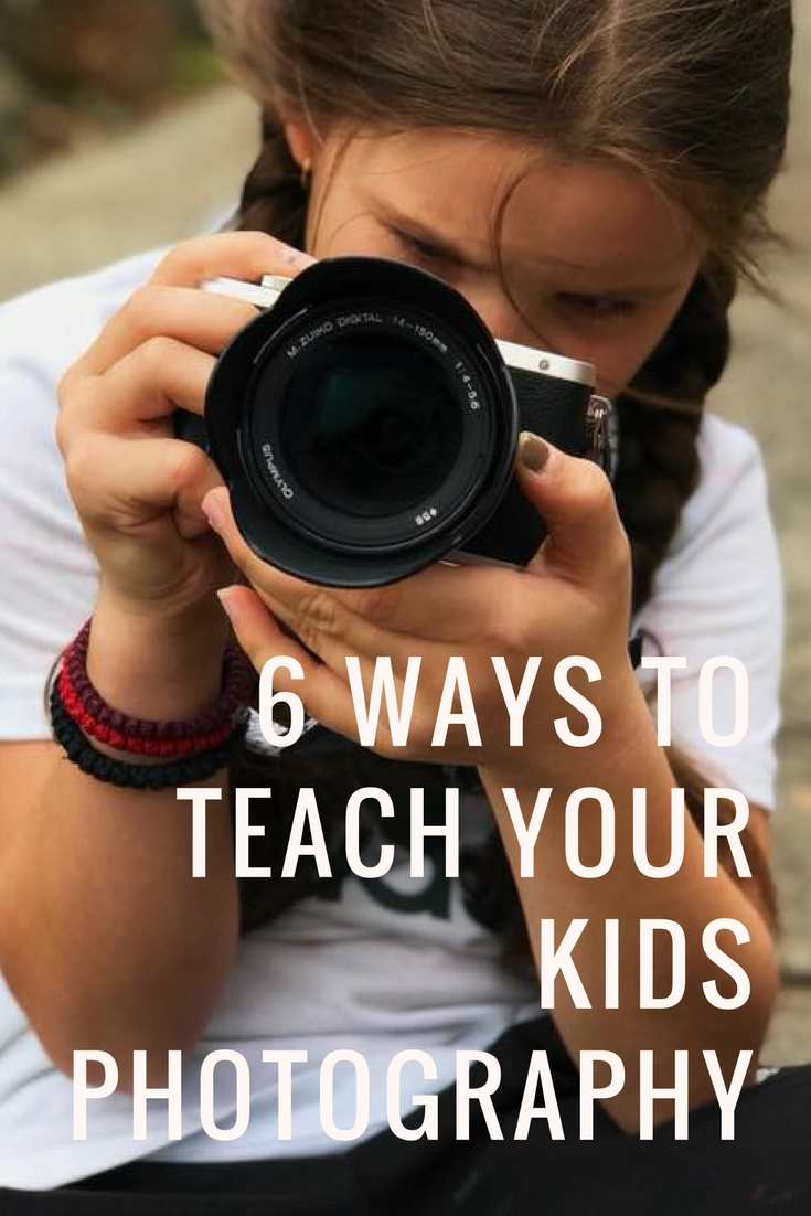 Teach Your Kids Photography