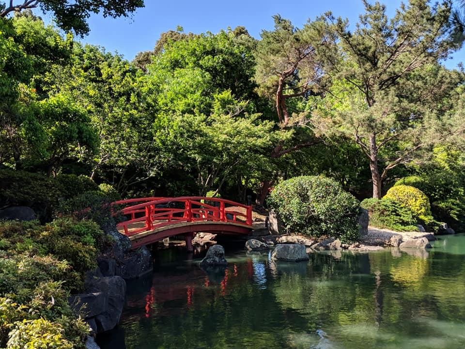 RYOAN-JI Temple with a fabulous Zen Garden