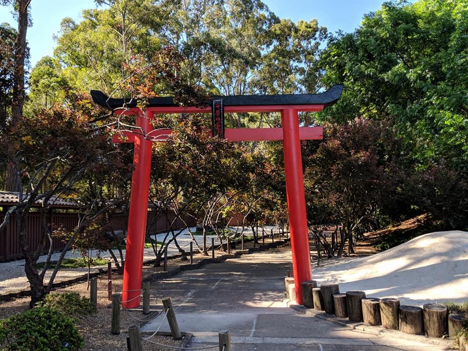 Things to do in Sydney with Kids Auburn Botanic Gardens