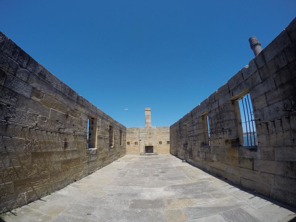 Things to do in Sydney with Kids Cockatoo Island