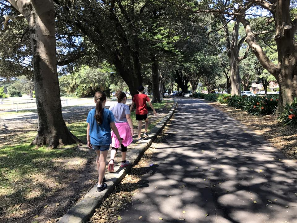 Things to do in Sydney with Kids gardens