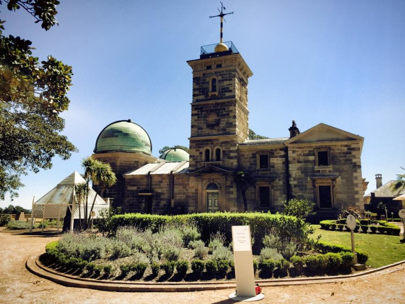 Things to do in Sydney with Kids observatory