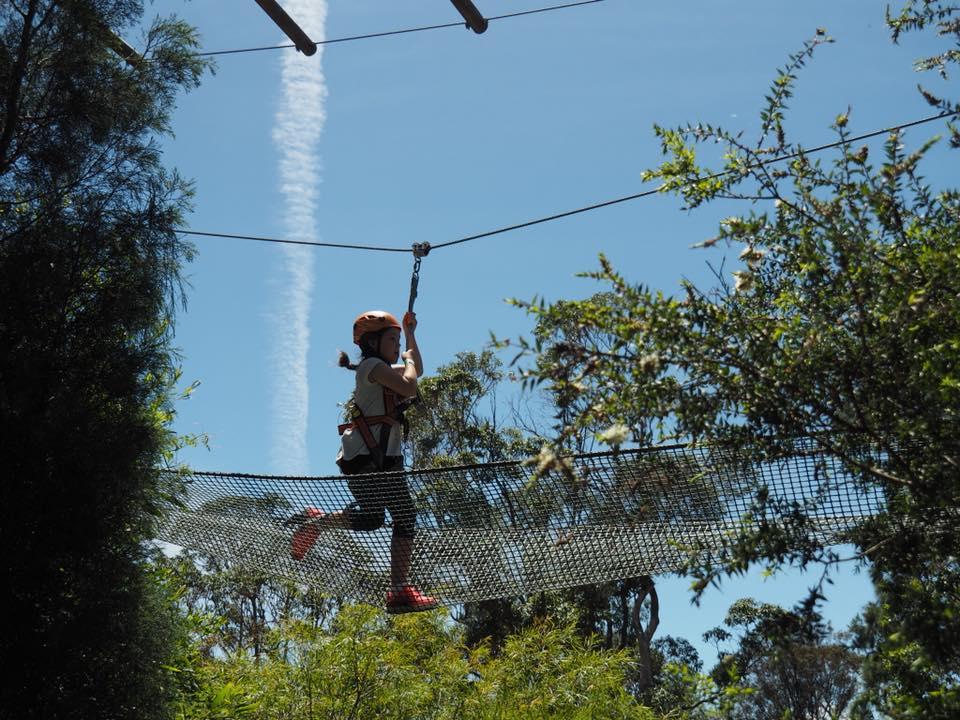 Sydney ropes
