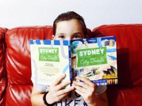Lonely Planet Kids Sydney City Trails