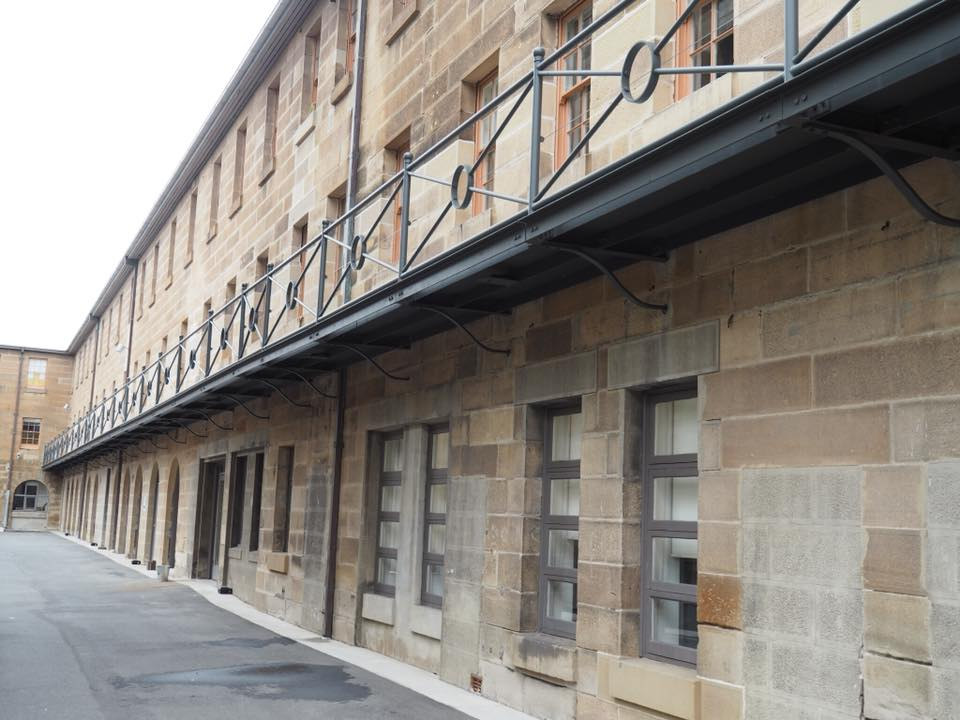 Old Darlinghurst Gaol Tours with Kids