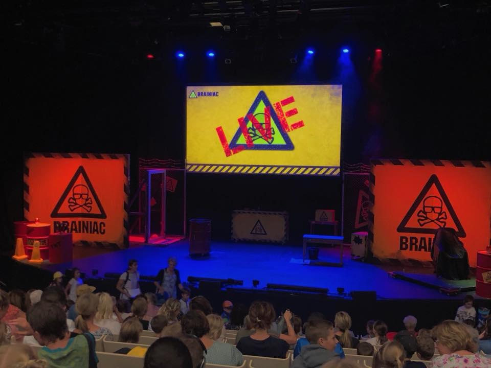 Brainiac Live at the Sydney Opera House