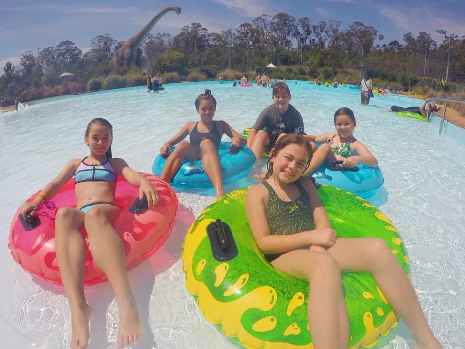 The Best Water Parks in Sydney for Kids
