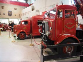 Museum of Fire : Things to do in Penrith with Kids