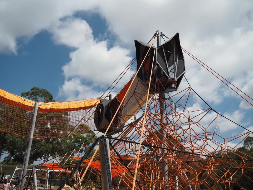 The Best Sydney Parks : Jubilee Park Adventure Playground Mortdale