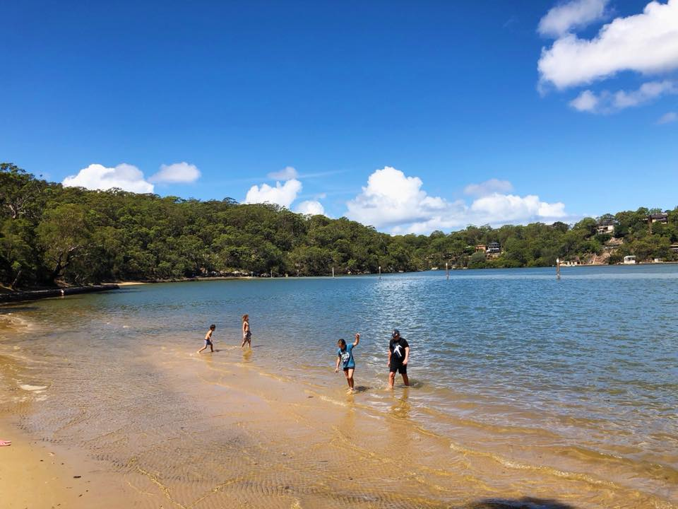 The Best Sydney Parks : Oatley Park Baths