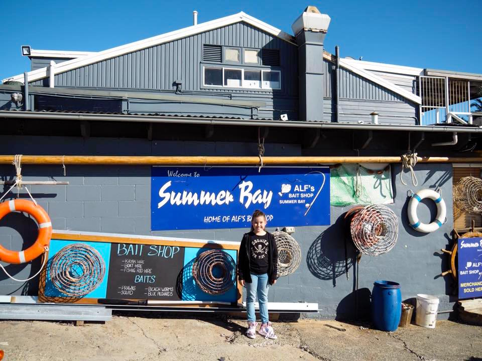Home And Away Diner Location