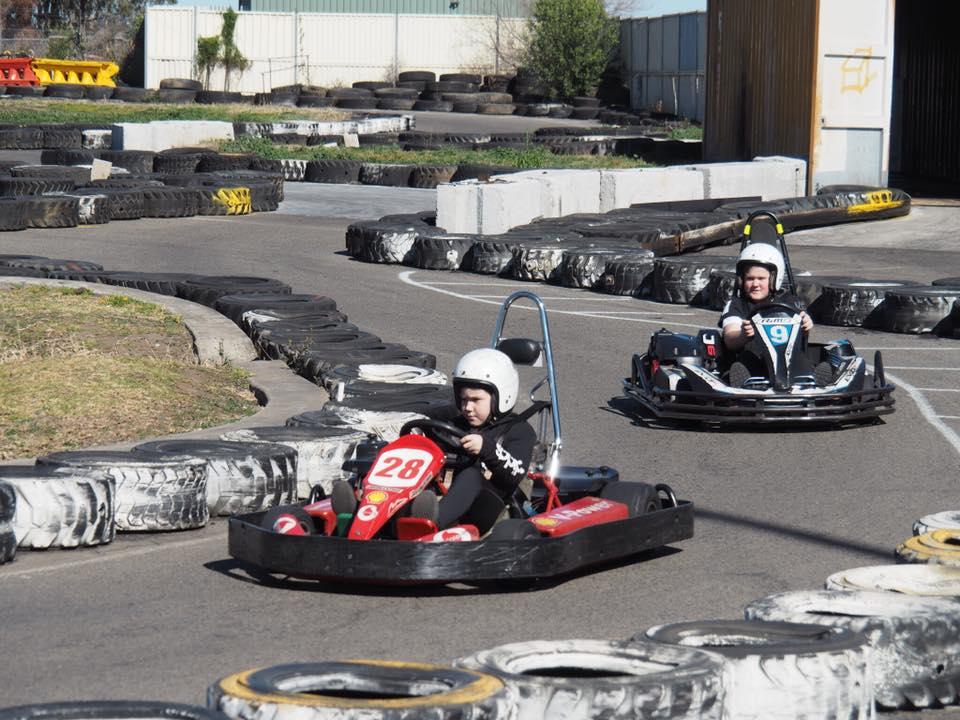 Go Karting in Sydney with Kids - The Kid Bucket List